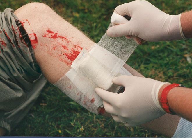 Blutungen