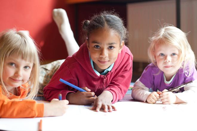 DRK, Kindergarten, Mettmann, Kind
